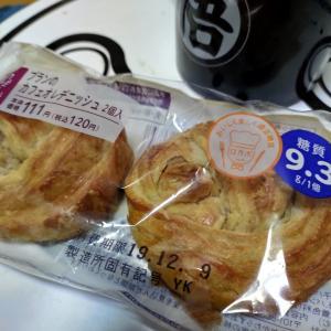 お久しぶりの朝パン!
