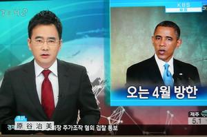 オバマ4月の訪韓決定!「日本の右傾化・歴史問題で国際社会世論悪化の中、日本だけの訪問は誤ったメッセージだと説得 【ワールドWave】