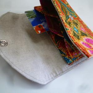 カードケース、ベレー帽