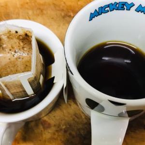 朝食後のコーヒータイム   2019.10.16