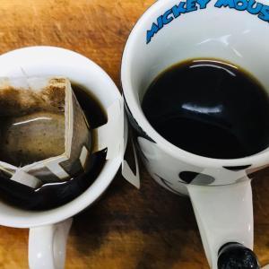 朝食後のコーヒータイム   2019.11.18