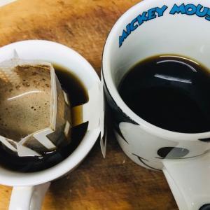 朝食後のコーヒータイム   2019.12.05
