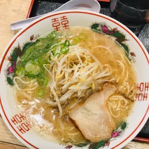 水曜日の昼食は100円のラーメン  2019.12.11