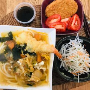 金曜日の昼食   2019.12.13