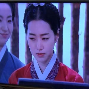 韓国ドラマ オクニョ運命の女を23話まで見ました。