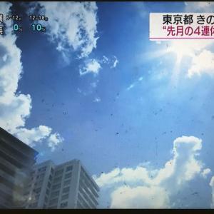 東京都昨日新たに472人感染確認  2020.08.02