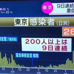東京都新たに263人感染確認   2020.08.06