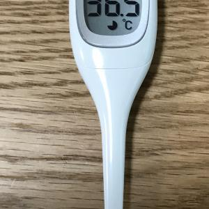 昼の体温は、36.5℃でした。 2020.09.18