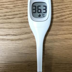 昼の体温は、36.3℃でした。  2020.09.26