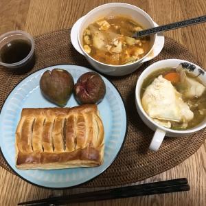 火曜日の朝食   2020.09.29