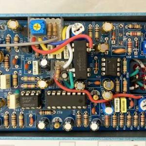 アナログディレイBOSS DM-2、DM-3をモディファイ ディレイタイムを600msに延長