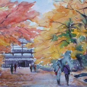 南禅寺本坊の紅葉