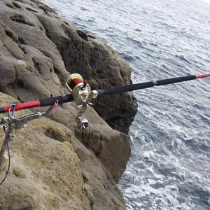 2キロ超えからの、型物石鯛にロックオン!