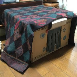 冬の寝床 タロハウス