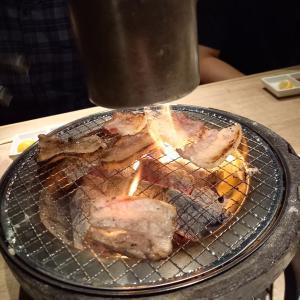 久しぶりの家族で外食~やっぱり焼肉☆