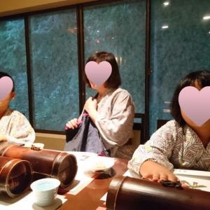 神戸旅行2日目~有馬温泉 游月山荘(ゆうげつさんそう)の夕食⭐