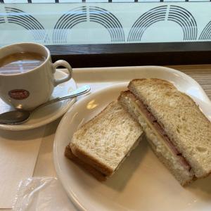 ベックスコーヒー上野常磐線ホーム店(2047店目)
