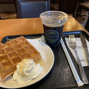 タリーズコーヒー上野の森さくらテラス店(2069店目)