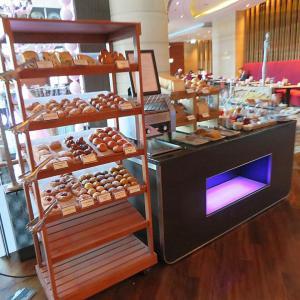 ソフィテルバンコクで朝食 2 in タイ♪