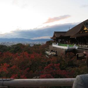 清水寺を散策 in 京都♪