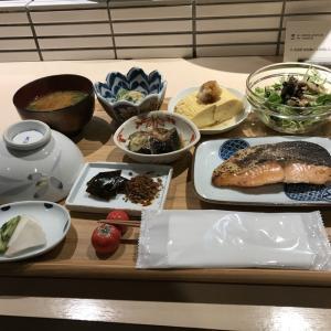 旬菜いまりで朝食 in 京都♪