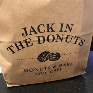 JACK IN THE DONUTS♪