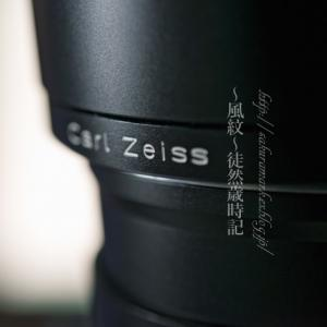 Carl Zeiss Distagon購入。