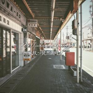 懐かしの商店街通り。