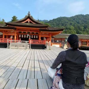 世界の瞑想シリーズ。家族で広島へ。 美容鍼灸 ブレア元町/銀座