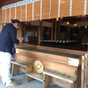 北海道神宮で正式参拝! 美容鍼灸 横浜 ブレア元町