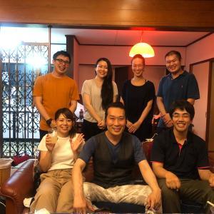 伊豆社員旅行でBBQと川アドベンチャー! 美容鍼灸 横浜 ブレア元町