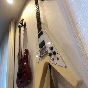 ギターと共に、クソガキに戻る時間 笑 美容鍼灸 横浜 ブレア元町