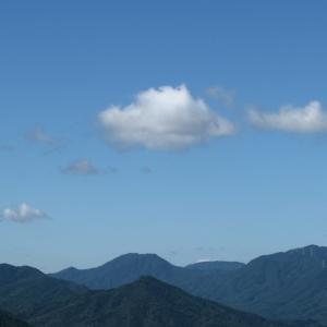 山頂で撮る絶景