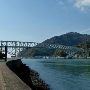安芸灘諸島の橋と美しい景観