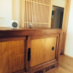 アンティーク家具をリメイク活用
