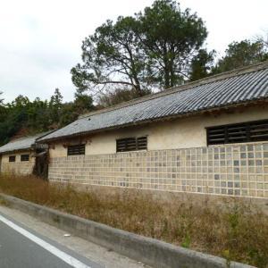 見とどけたい建築。長屋門の漆原邸 (高松市)
