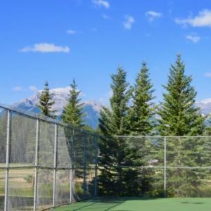 『昼でも+20℃にも満たないけど「いつもの爽やかな夏」がカムバック』『空気は「ヒンヤリ&乾燥」で野外運動には最適で汗もかかない』『カナダ雁がボウ川沿いで日向ぼっこ』Banff,Canada
