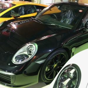 ポルシェ 911 carrera4Sが入庫致しました!