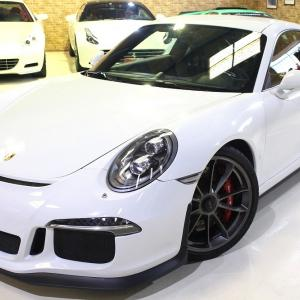 2017 991 GT3 CLUBSPORT入庫致しました!
