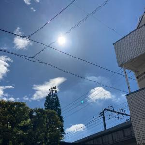 令和2年6月12日(金)の空模様