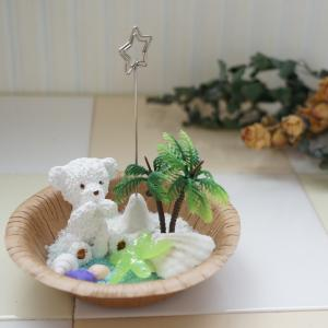 アロマストーンくまこのお庭つくり / おうちで手作りキット5