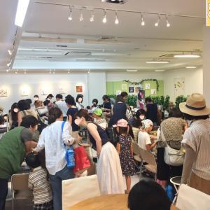 「夏休みわくわく手作り体験 in 大塚家具 2018」 イベント報告