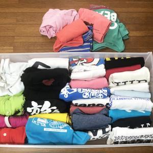 「もう引出しがいっぱいで、Tシャツが入らないよ」と夫に言ってみたら…