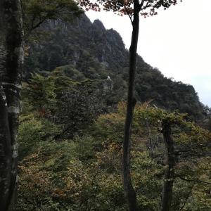 妙義山大の字〜奥の院(2019.11)