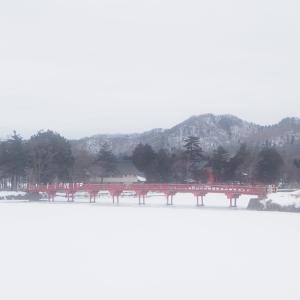 赤城山2020.1
