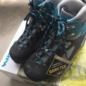 登山靴コレクション2021