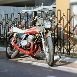 『Kawasaki KH400』