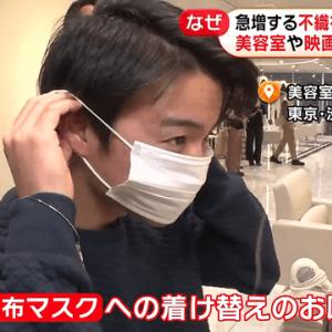 『Non-woven mask』