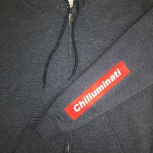 プリント事例:『Chilluminati』#2