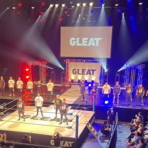 『GLEAT Ver.1 観戦』